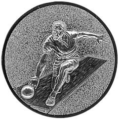 MAR037 Kegelen heren (reliëf)