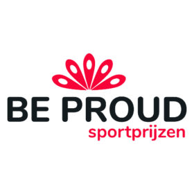 BE PROUD sportprijzen