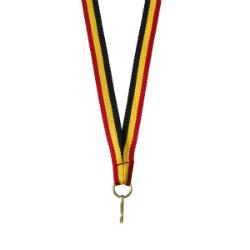 E501.17 Zwart-geel-rood