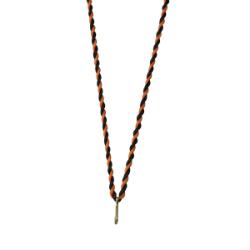 E550.9 Oranje-zwart